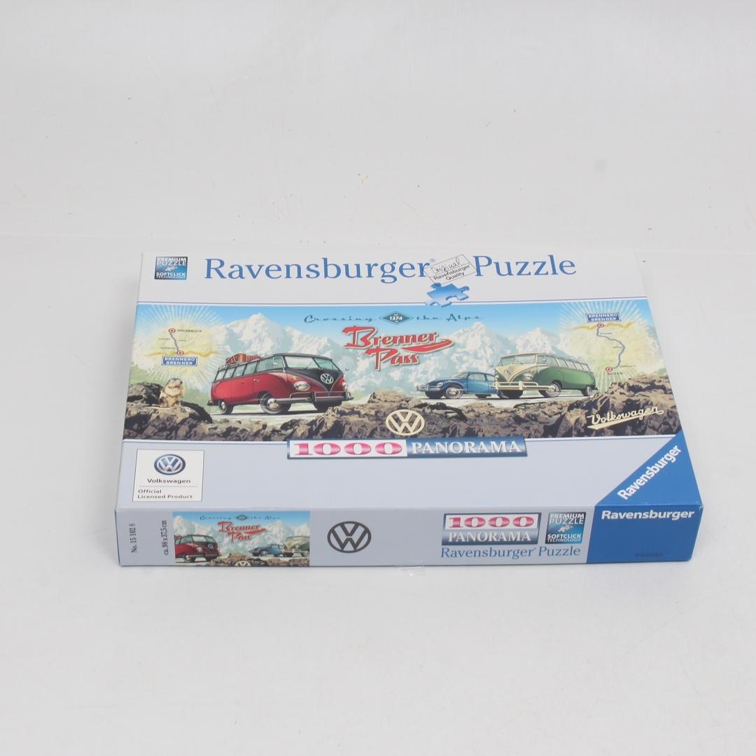 Dětská puzzle Ravensburger Volkswagen
