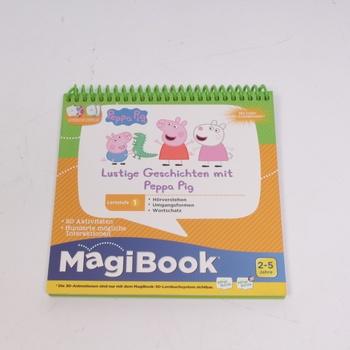 Interaktivní kniha Vtech Magibook Peppa Pig