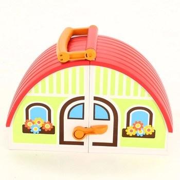 Přenosná stáj Playmobil 70180
