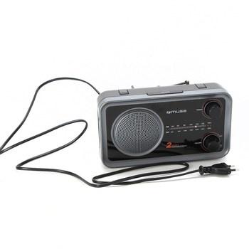 Kuchyňské rádio Muse M-06 DS