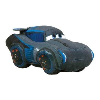 Plyšové autíčko DINO Cars 3 Jackson Storm