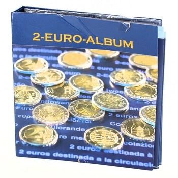 Sběratelské album na mince Leuchtturm 359221