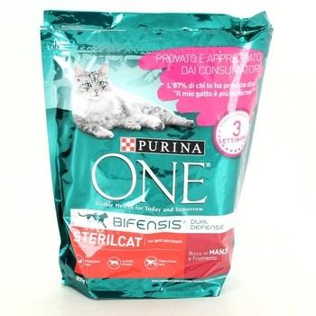 Krmivo pro kastrované kočky Purina One