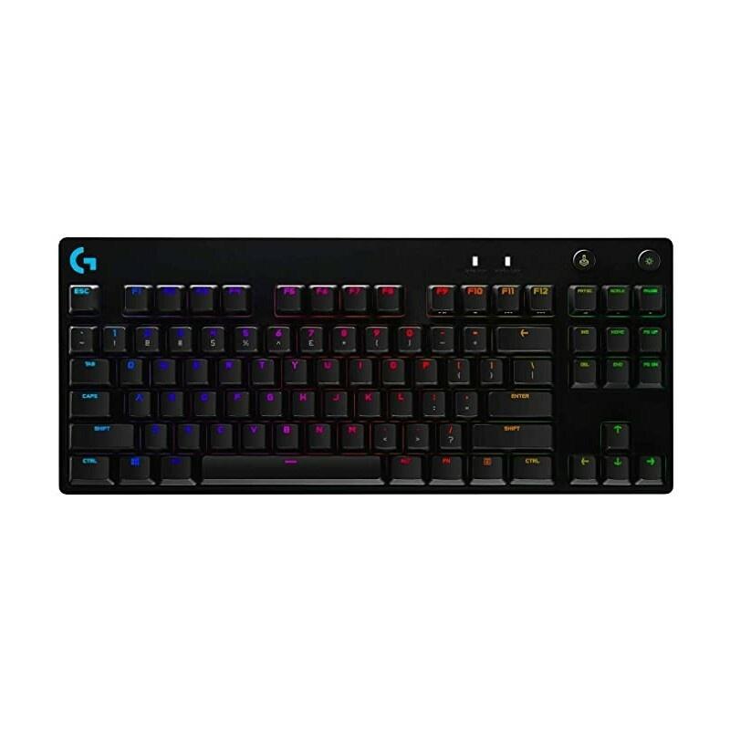 Herní klávesnice Logitech