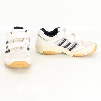 Dětské sportovní boty Adidas černobílé
