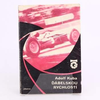 Kniha Ďábelskou rychlostí