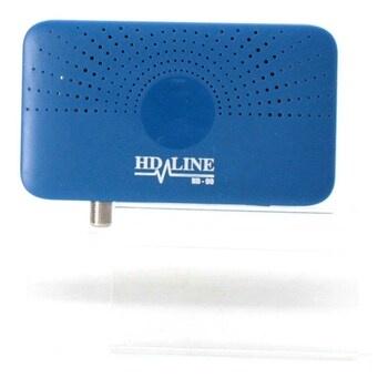 Satelitní přijímač HD Line HD 90