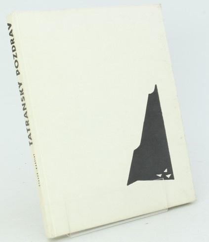 Kniha O. Staněk: Tatranský pozdrav