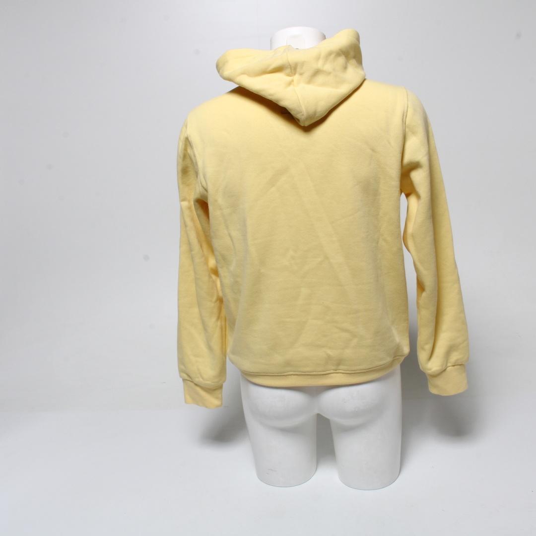 Pánská mikina Element L1CRA1 žlutá