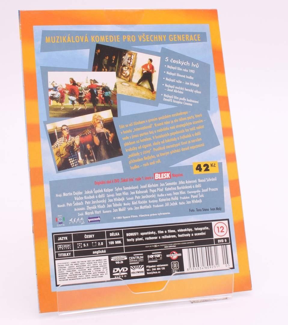 DVD Šakalí léta