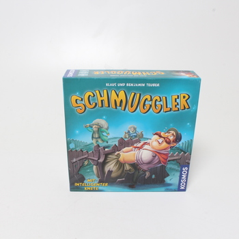 Desková hra Kosmos Schmuggler 692544