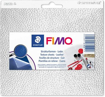 Fimo Staedtler textura kůže