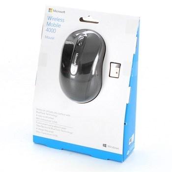 Bezdrátová myš Microsoft 4000