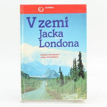 Naučná kniha Olympia V zemi Jacka Londona