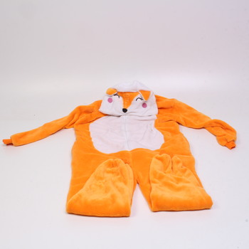 Dámský karnevalový kostým liška