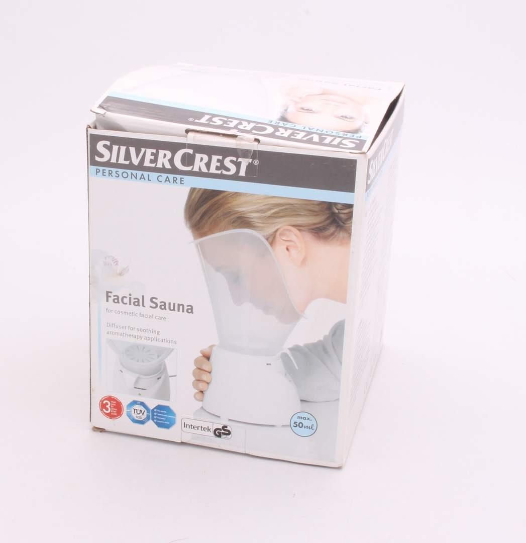 Obličejová parní sauna SilverCrest SGS 80 A1
