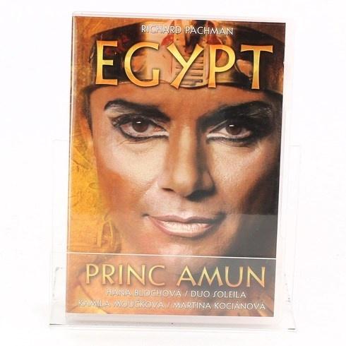 DVD Egypt Princ Amun Richard Pachman