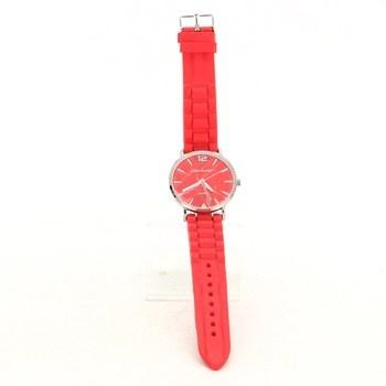 Damské hodiny Dunlop červené