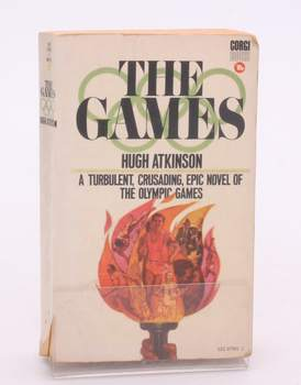 Kniha Hugh Atkinson - The Games