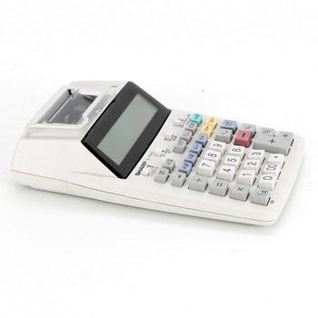 Stolní kalkulačka s tiskem Sharp EL-1750V