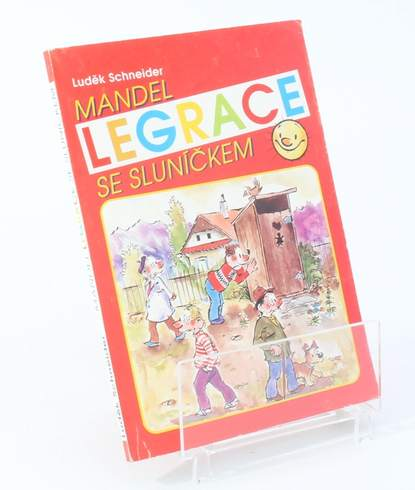 Kniha Luděk Schneider: Legrace se sluníčkem
