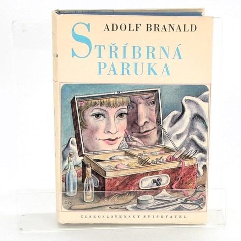 Kniha Stříbrná paruka - A. Branald