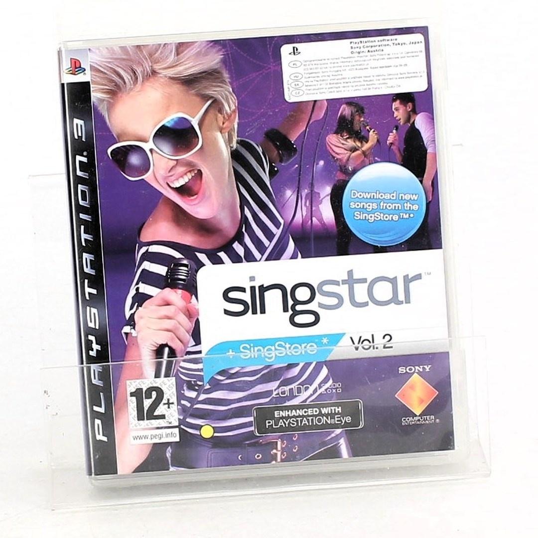 Hra pro PS3: Singstar Vol. 2