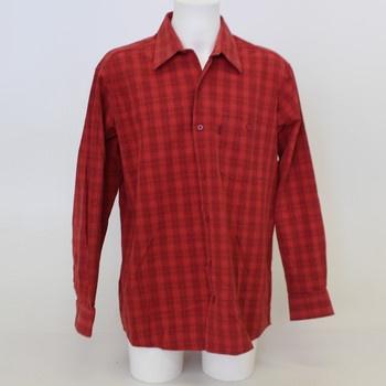Pánská košile Kampo kostkovaná