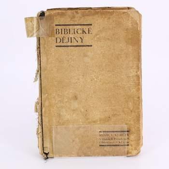 Kniha Václav Kubíček: Biblické dějiny