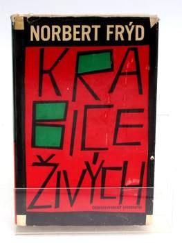 Kniha Norbert Frýd: Krabice živých