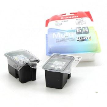Inkoustová kazeta PG510/CL511