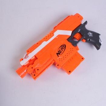 Pistole Hasbro Nerf Elite Stryfe oranžová