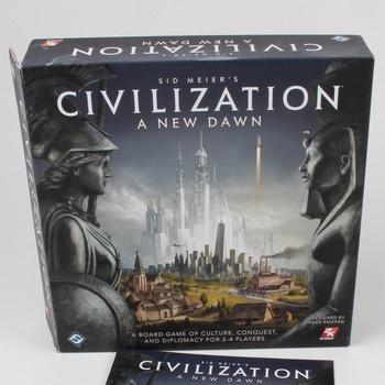 Stolní hra 2K Games Civilization: A New Dawn