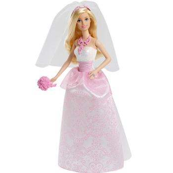Panenka Barbie Mattel Nevěsta