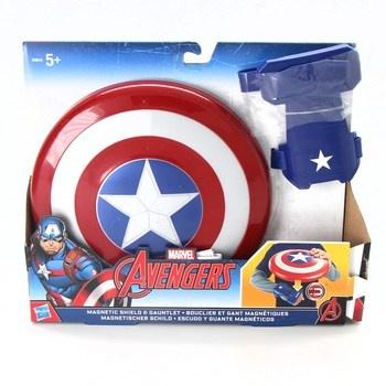 Štít Captain America Hasbro B9944EU4