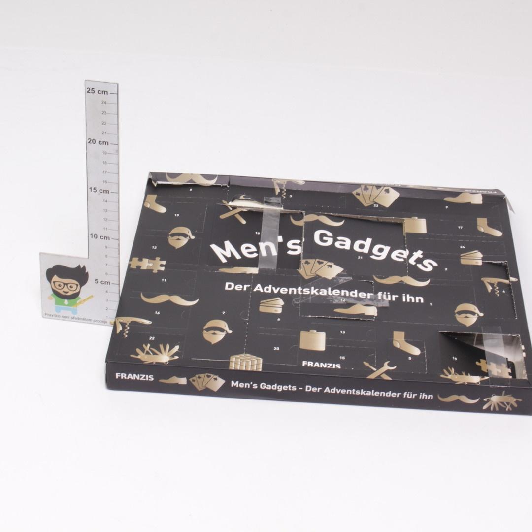 Adventní kalendář Franzis Men's Gadgets