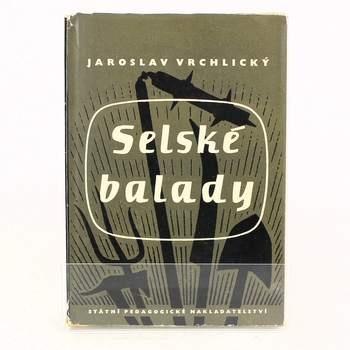 Kniha Jaroslav Vrchlický: Selské balady