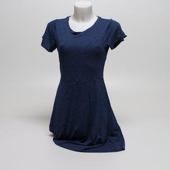 Dámské šaty tmavě modré Esprit