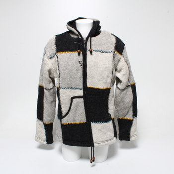 Bunda Shopolic Fashion SF-WJ-1-GR-S vel.XL