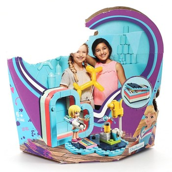 Lego 41386 Stephanie a letní krabička