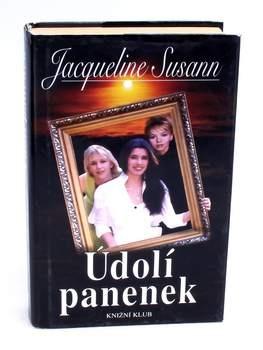 Kniha Údolí panenek Jecqueline Susann
