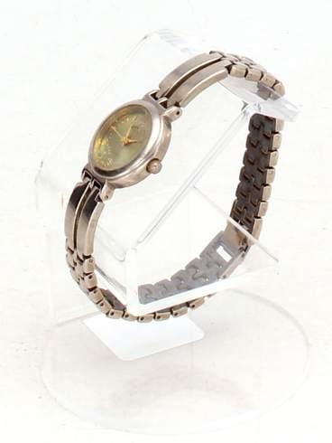 Dámské náramkové hodinky kovové - bazar  b9dc3ccb4a1