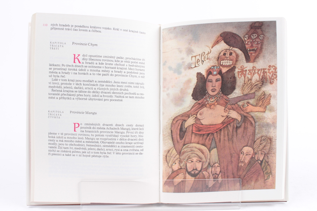 Kniha Milión - Marco Polo