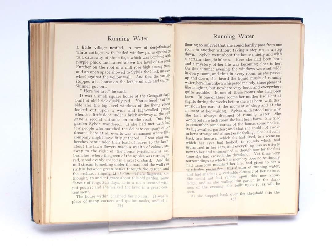 Kniha Running Water A. E. W. Mason