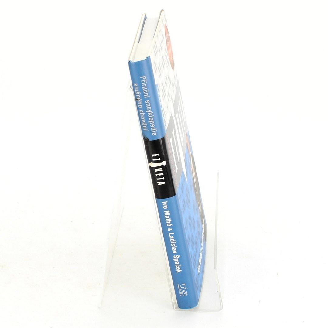 Kniha Ladislav Špaček: Etiketa