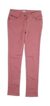 Dámské kalhoty F&F dlouhé růžové