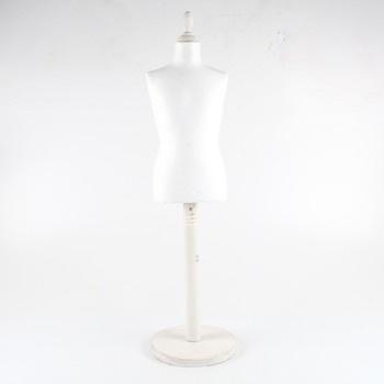 Aranžérská figurína dětská bílá se stojanem