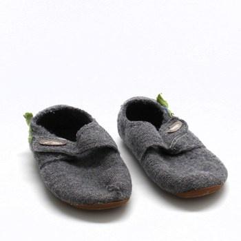 Dětská domácí obuv Living Kitzbühel 2441