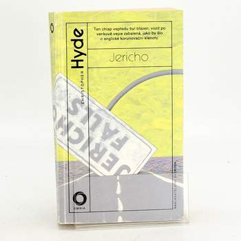 Kniha SVOBODA Christopher Hyde: Jericho