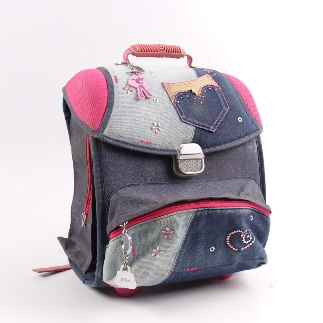 Školní batoh pro dívky